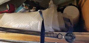 Solar pool cover and reel for Sale in East Wenatchee, WA