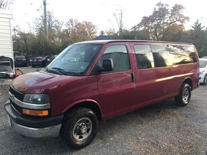 2007 Chevy Express for Sale in Falls Church, VA