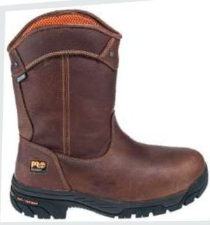 Timberland pro steel toe work boots paid 249.00 only wore them one work week EUC for Sale in Reidsville, NC