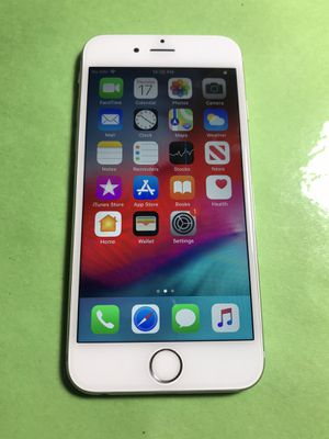 Unlocked iPhone 6S 64GB Silver for Sale in San Jose, CA