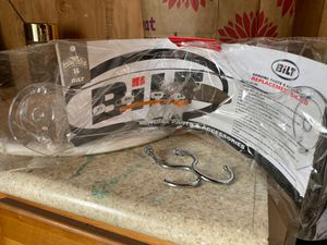 Clear face shield for motorcycle helmet for Sale in Oakland, CA