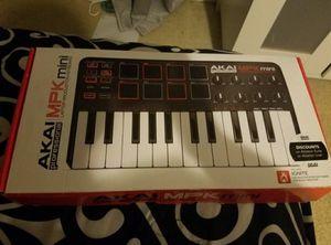 AKAI MPK Musical Production Keyboard for Sale in Apopka, FL