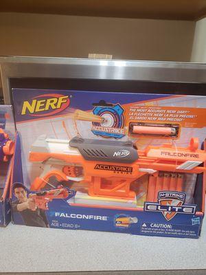 Nerf gun accustrike falconfire for Sale in Nashville, TN