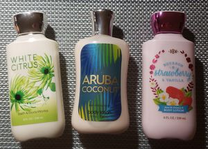 Bath and Bodyworks Summer bundle for Sale in Williamsport, PA