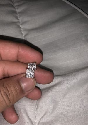 Diamond Vs1 earrings for Sale in Houston, TX