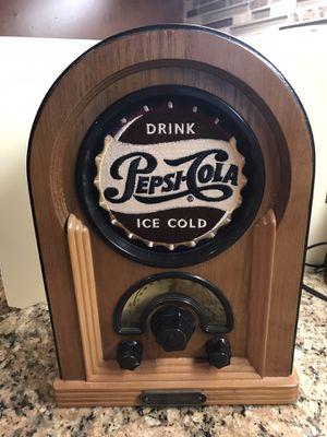 Pepsi AM/FM Radio & Cassette Player Collector's Edition for Sale in Fullerton, CA