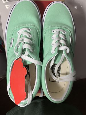 brand new mint green vans for Sale in Torrance, CA