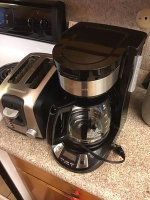 Toaster + Coffee Maker for Sale in Redwood City, CA