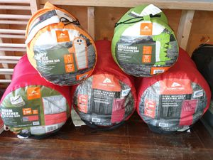 5 sleeping bags for Sale in Vancouver, WA