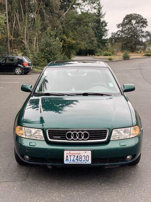 2001 Audi A4 Quattro 1.8 Turbo for Sale in Lakewood, WA