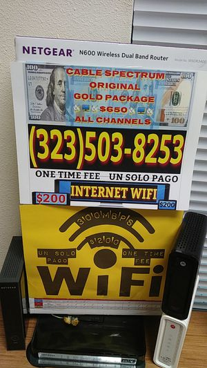 Internet modem for Sale in Long Beach, CA