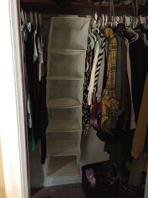Closet stacking organizer for Sale in Dearborn, MI