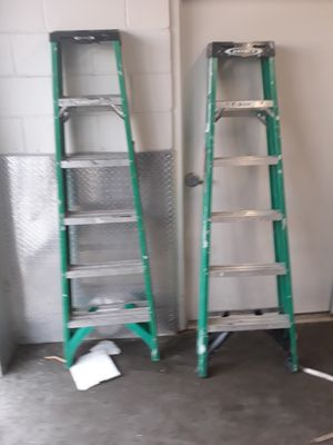 Werner 6' step ladder for Sale in Revere, MA
