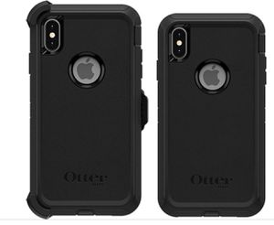 Otterbox Defender Series rugged protection iPhone 77+88+-X-XR-Xs Max for Sale in Addison, IL