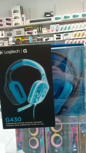 Logitech G430 Gaming Headset for Sale in Plantation, FL