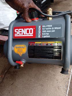Convenient Than A Motherfuker Cinco 1 Gallon Air Compressor $90 for Sale in Portland,  OR