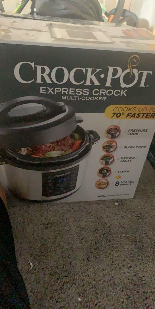 Crook-Pot express crock
