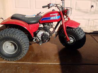 Honda 185s ATC 3 Wheeler 1981 for Sale in Sloan,  NV