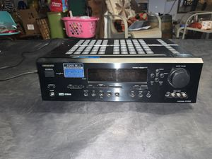 Home Theater Receiver Onkyo HT-R520 for Sale in Lemoore, CA