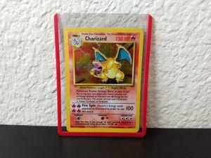 Charizard Pokemon Card for Sale in Rancho Cucamonga, CA