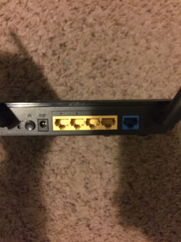 ASUS Rt-acrh13 Dual-band 2x2 Ac1300 WiFi 4-port Gigabit Router With USB 3.0. Condition is New