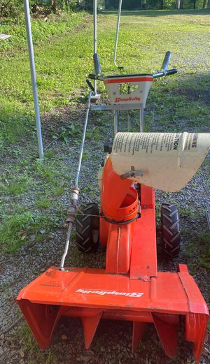 Simplicity Snow Blower for Sale in Morgantown, WV