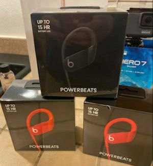 Powerbeats by dre for Sale in Tacoma, WA