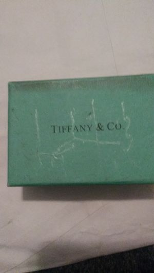 Tiffany and Co. Cuff links for Sale in City of Industry, CA