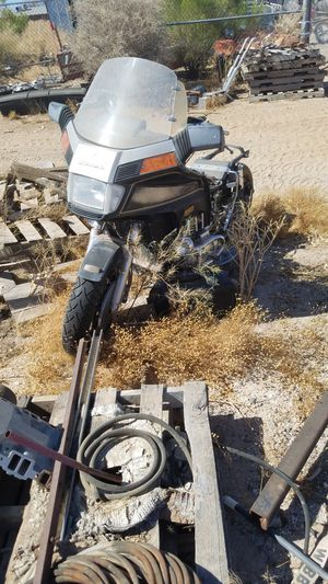 1984 honda gold wing motorcycle for Sale in Goodyear, AZ