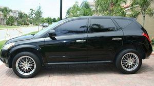 Beautiful 2006 Nissan Murano SL 4WD-Wheelsss for Sale in Fort Lauderdale, FL