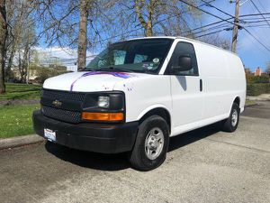 2008 Chevy express for Sale in Seattle, WA