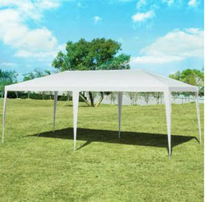 10x20 outdoor party tent heavy duty canopy Pavillion for Sale in Fresno, CA