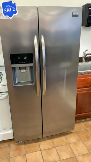 NO CREDIT!! Frigidaire LOWEST PRICES! Refrigerator Fridge Excellent Condition #1563 for Sale in Jessup, MD