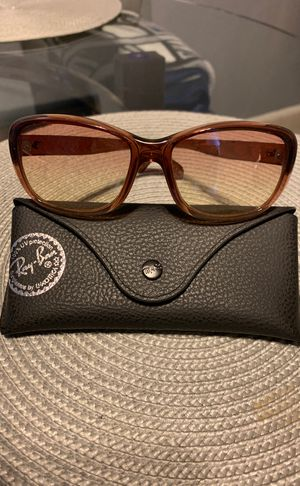Light Brown Ombré Women RayBan Sunglasses for Sale in Silver Spring, MD