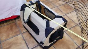 """20"""" dog travel Port-a-Crate for Sale in Renton, WA"""