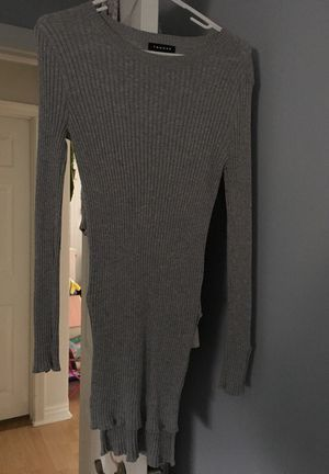 Gray tunic for Sale in Saugus, MA