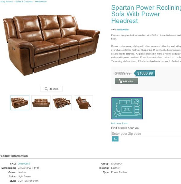 Remarkable Power Reclining Leather Sofa Set For Sale In Ocala Fl Offerup Gmtry Best Dining Table And Chair Ideas Images Gmtryco