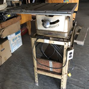 Craftsman Table Saw for Sale in Elmont, NY