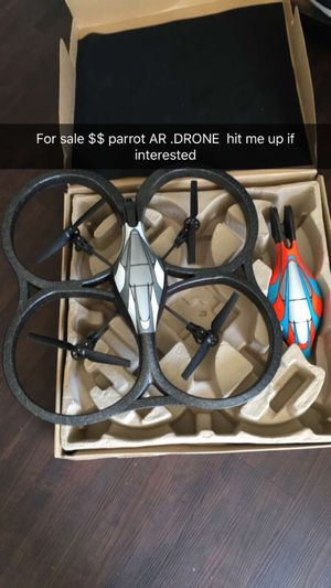 Parrot AR.DRONE for Sale in San Diego, CA