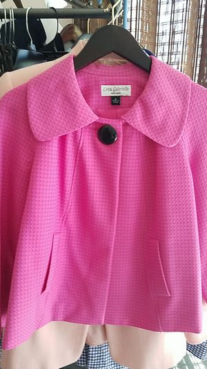 HOT PINK SRING JACKET for Sale in CORNWALL Borough, PA