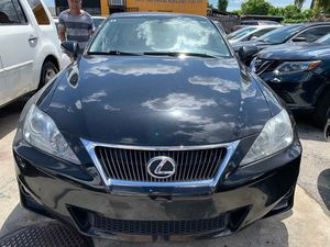 2011 Lexus IS 250 for Sale in Miami, FL