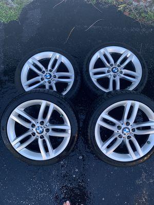 Bmw M sport 18' inch rims for Sale in Miami, FL