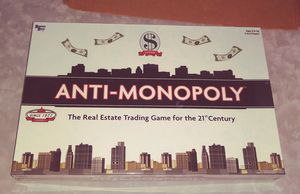 Sealed New Anti-Monopoly Board Game for Sale in Severn, MD