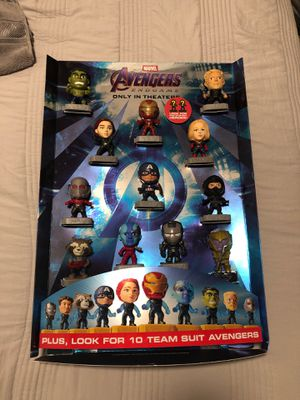Avengers collectible toys for Sale in Gresham, OR