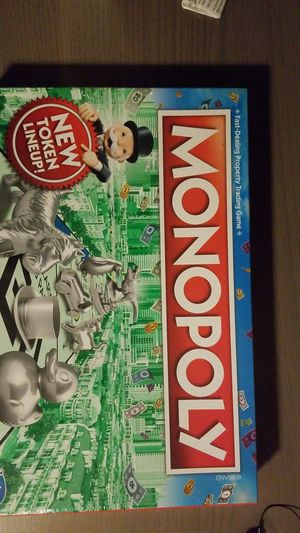 Monopoly, new in box, never opened for Sale in Tampa, FL