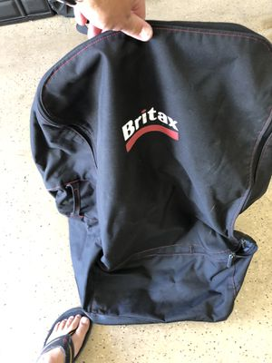 Britax travel bag for car seats for Sale in Menifee, CA