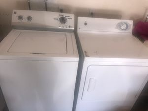 Washer and dryer for Sale in Rancho Cucamonga, CA