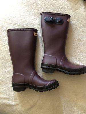 Kids hunter rain boots for Sale in Santa Ana, CA