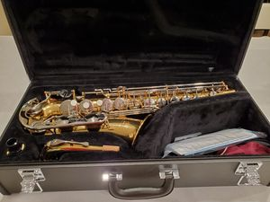 NEW Yamaha Alto Saxophone YAS-26 for Sale in Milton, WA