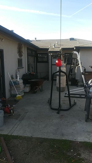 TKO SPEED AND HEAVY BAG for Sale in Montclair, CA
